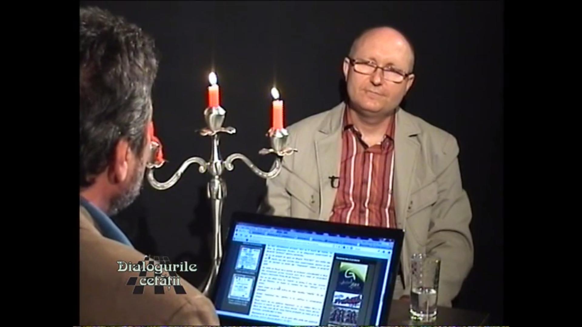 Adrian Stavriu invitat la emisiunea Dialogurile Cetatii